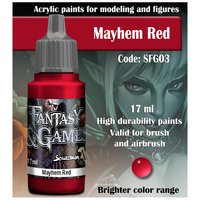 Scale75-Fantasy&Games-Mayhem-Red-(17mL)