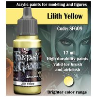 Scale75-Fantasy&Games-Lilith-Yellow-(17mL)