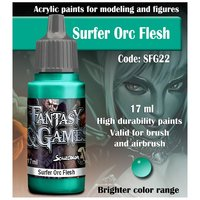 Scale75-Fantasy&Games-Surfer-Orc-Flesh-(17mL)