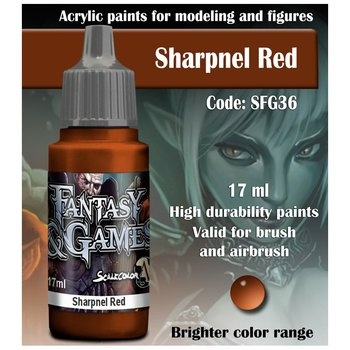 Scale75-Fantasy&Games-Sharpnel-Red-(17mL)