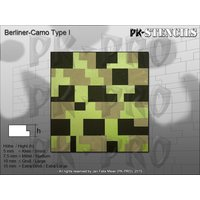 PKS-Berlin-Camouflage-Type-I-Mix-(5/7,5/10/15mm)