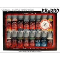 Game-Color-Set-Leather&Metal-Colours-(16x17mL)