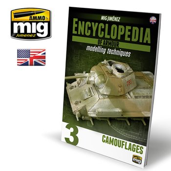 Encyclopedia-Of-Armour-Modelling-Techniques-Vol.-3-Camouflage-(English)