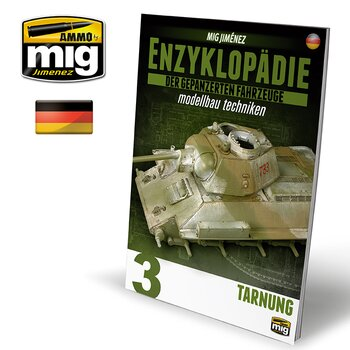 Encyclopedia-Of-Armour-Modelling-Techniques-Vol.-3-Camouflage-(German)