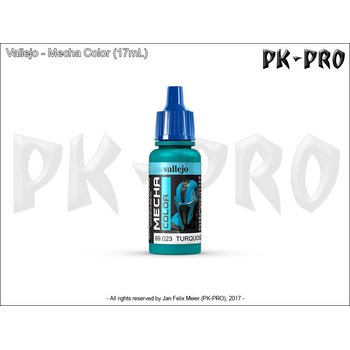 Mecha-Color-023-Turquoise-(17mL)