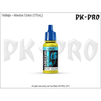 Mecha-Color-054-Yellow-Fluorescent-(17mL)