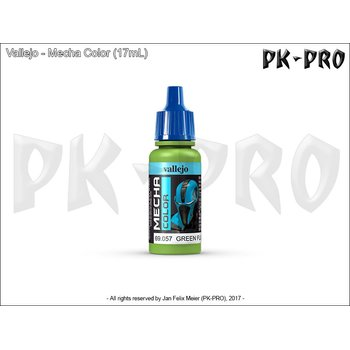 Mecha-Color-057-Green-Fluorescent-(17mL)