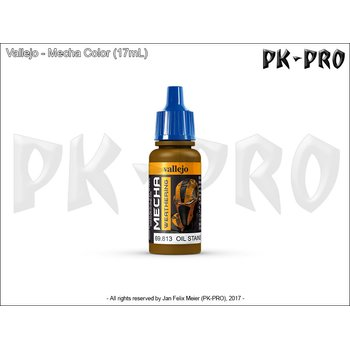 Mecha-Color-813-Oil-Stains-(Gloss)-(17mL)