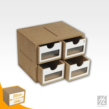 HZ-Drawers-Module-x4