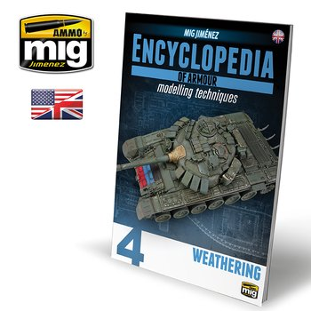 Encyclopedia-Of-Armour-Modelling-Techniques-Vol.-4-Weathering-(English)