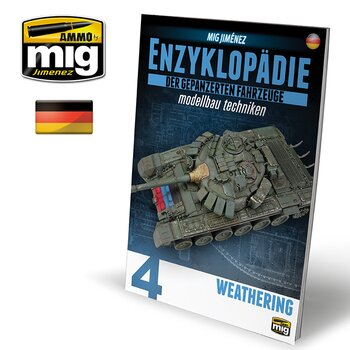 Encyclopedia-Of-Armour-Modelling-Techniques-Vol.-4-Weathering-(German)
