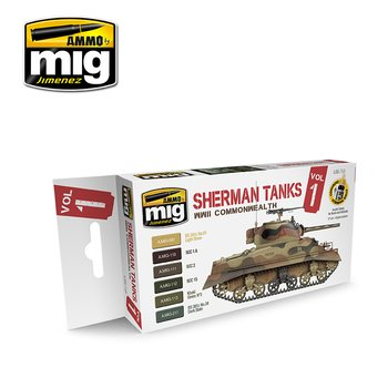 A.MIG-7169-WWII-Commenwealth-Sherman-Tanks-(6x17mL)