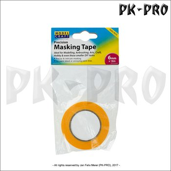 Vallejo-Tool-Precision-Masking-Tape-6mmx18m-Twin-Pack
