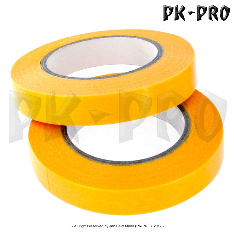 T07006 VALLEJO HOBBY TOOLS TWIN PACK MASKING TAPE 10MM x 18M
