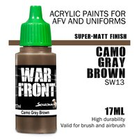 Scale75SW-13-SS Camo Gray Brown-(17mL)