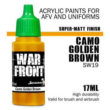 Scale75SW-19-Ss Camo Golden Brown-(17mL)