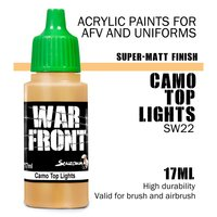 Scale75SW-22-SS Camo Top Lights-(17mL)