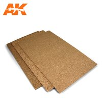Corck-Sheet-Coarse-Grained-200x300x2mm-(2-Sheets)