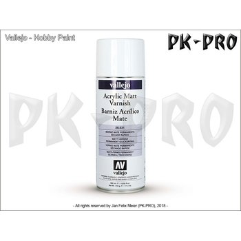 Vallejo-Premium-Varnish-Spray-Matte-(400ml)
