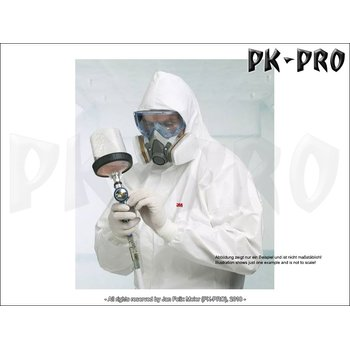 3M Respiratory Protection Half mask 6300 without filter Size: L 6300