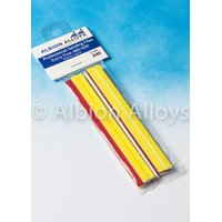 1/4 Professional Sanding File - Extra Fine