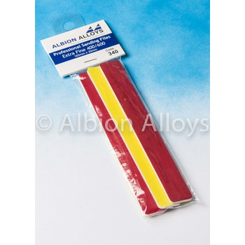 3/4 Professional Sanding File - Extra Fine
