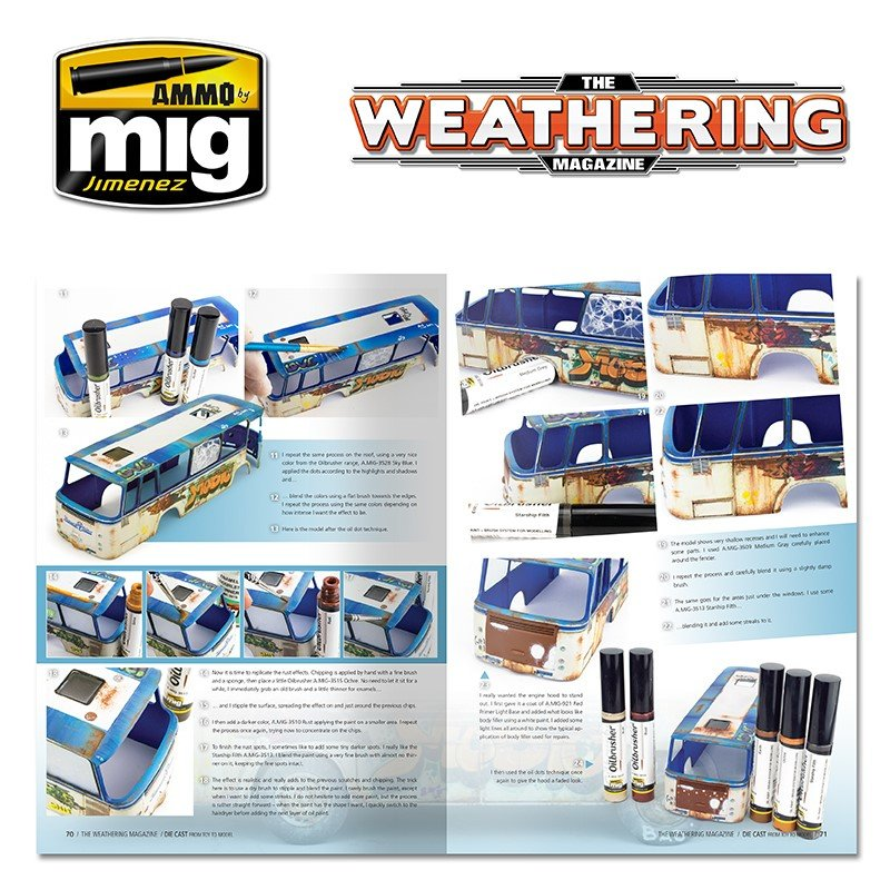 The-Weathering-Magazine-Issue-23 -Die-Cast:-From-Toy-To-Model-(English)