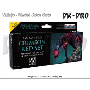 Model-Color-Set-Fantasy-Pro-Crimson-Red-(8x17mL)