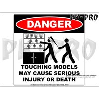 Sticker-DANGER-Touching-Models-May-Cause-Serious-Injury-o...