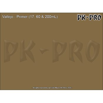 Vallejo-Surface-Primer-German-Green-Brown-(RAL8000)-(200mL)
