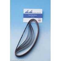 Sanding Stick Replacement Belts - 5 Belts of 120 grit