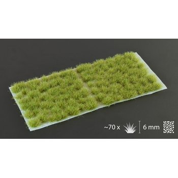 Tufts Dry Green 6mm Wild
