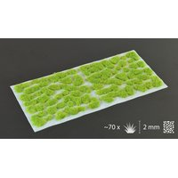 Tufts Bright Green 2mm Wild
