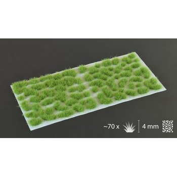 Tufts Green 4mm Wild