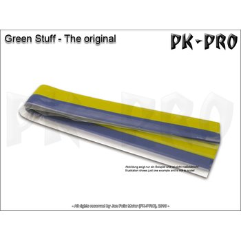 Green Stuff Stripe 12 (30cm) - 2-Component-Epoxy-Putty