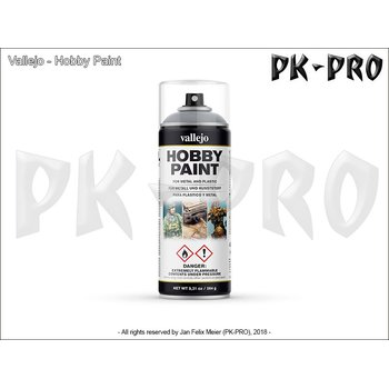 Vallejo-Hobby-Paint-Spray-Silver-(400mL)