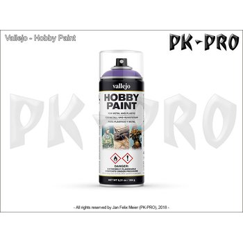 Vallejo-Hobby-Paint-Spray-Alien-Purple-(400mL)