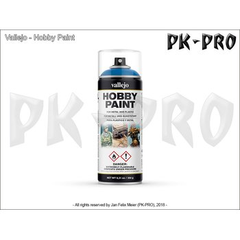 Vallejo-Hobby-Paint-Spray-Magic-Blue-(400mL)