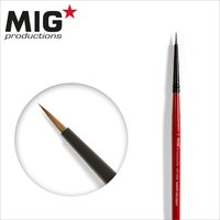 MIG-Brush-Round-6/0-(Top-quality-Marta-Kolisnky)