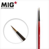 MIG-Brush-Round-4/0-(Top-quality-Marta-Kolisnky)