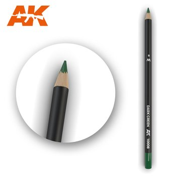 AK-10008-Watercolor-Pencil-Dark-Green-(1x)