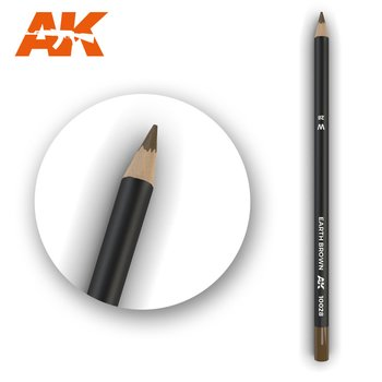 AK-10028-Watercolor-Pencil-Earth-Brown-(1x)