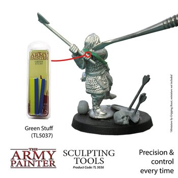 The Army Painter - Sculpting Tools (3x)