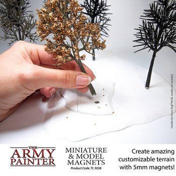 The Army Painter - Miniature and Model Magnets (100x)