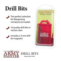 The Army Painter - Drill Bits (10x)
