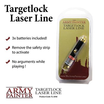The Army Painter - Targetlock Laser Line