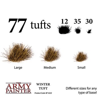 The Army Painter - Winter Tuft