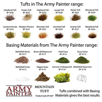 The Army Painter - Mountain Tuft