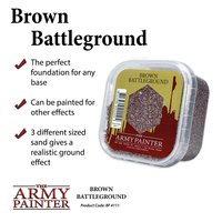 The Army Painter - Brown Battleground (150mL)