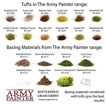 The Army Painter - Battlefield Grass Green (150mL)